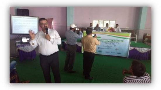 Moradabad Informal sector workshop
