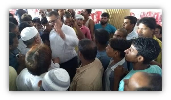 Moradabad Informal Sector Workshop