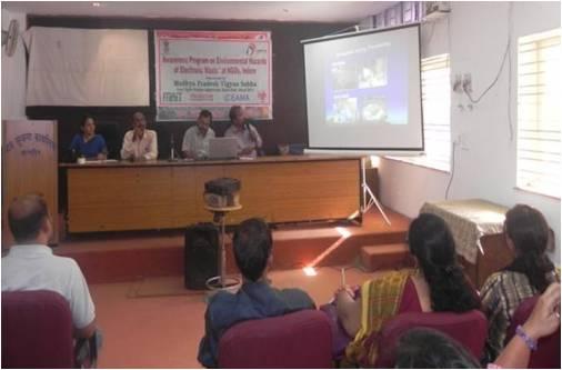NGO workshop in Indore