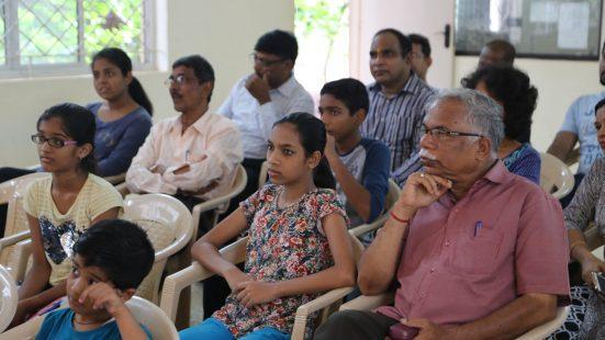 RWA workshop in Goa