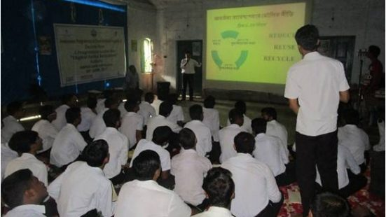 School Workshop in Kolkata