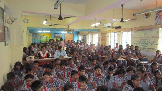 Workshop in Kendriya Vidyalaya