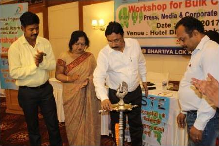 Bulk Consumer & Media professionals workshop in Imphal