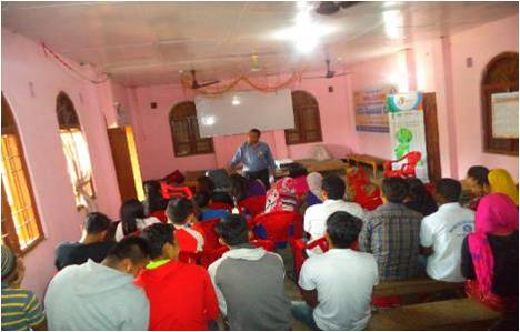 Technical Session on E-waste, NIELIT Imphal