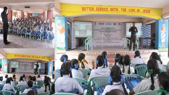 School Workshop in Ranchi