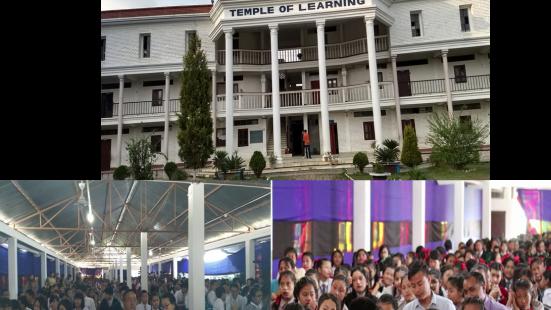 School Worskhops in Imphal