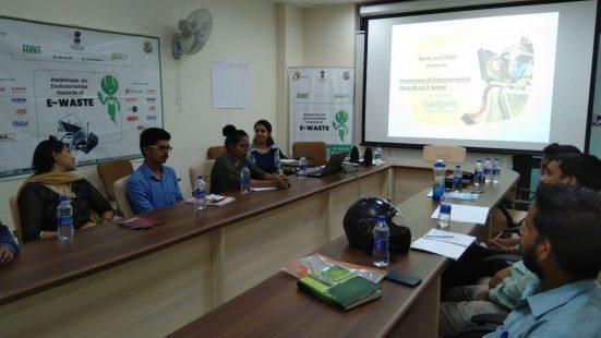 Day-3 of RWA & Bulk Consumer TOT in Raipur on 19th Sep, 2018