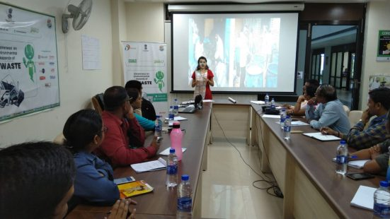 Day-4 of RWA & Bulk Consumer TOT in Raipur on 20th Sep, 2018