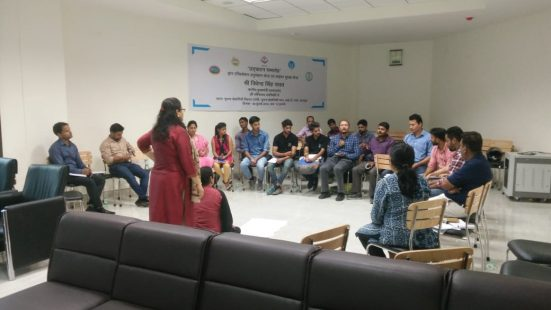 Day-3 of NGO & Informal Sector TOT in Dehradun on 22nd Sep, 2018