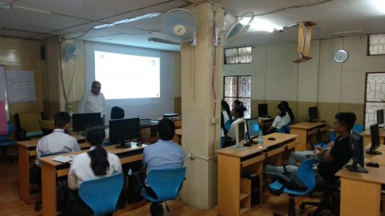Day-4 of School & College TOT in Aizwal (Mizoram) on 21st Sep, 2018