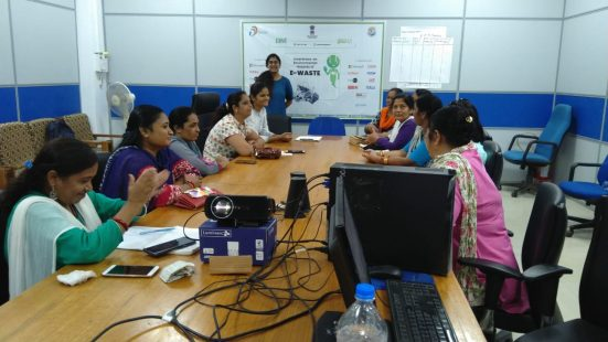 Day-4 of NGO Informal Sector TOT in Daman on 27th Sep, 2018