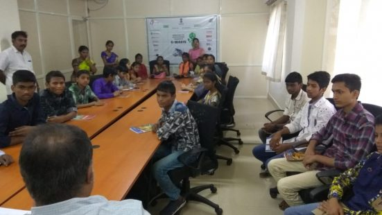 Day-4 of School & College TOT in Andhra Pradesh on 12 oct, 2018