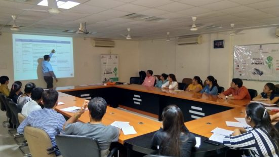 Day-6 of School & College TOT in Gujarat in 13th Oct, 2018