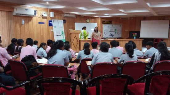 Day-2 of School & College in Andaman & Nicobar on 24th Oct, 2018