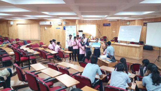 Day-3 of School & College TOT in Andaman & Nicobar on 25th Oct, 2018