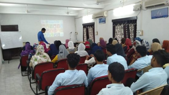 Day-4 of School & College TOT in Lakshadweep on 3rd Nov, 2018
