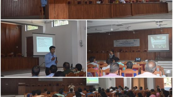 1 Day TOT on E –Waste Awareness & Management, October 30, 2018, Calicut