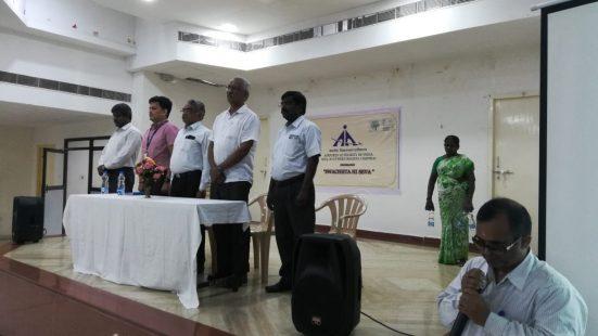 One day Training Program , Chennai (Tamilnadu) on 27th September 2018