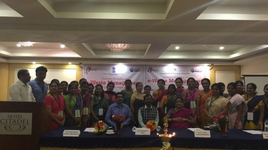 3 Day TOT on E –Waste Awareness & Management