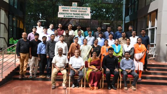3 Day TOT on E –Waste Awareness & Management, November 28-30, 2018, Mysore, Karnataka
