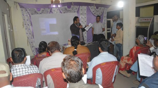 3 Day TOT on E-waste Awareness & Management in Chhattisgarh, 19th- 21st January, 2019