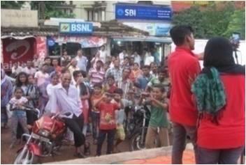 Road Show in Bhubaneswar
