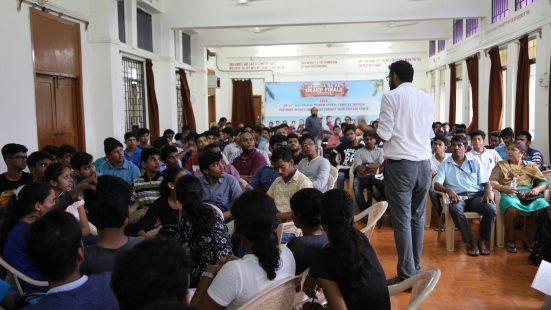 College Workshop in Goa