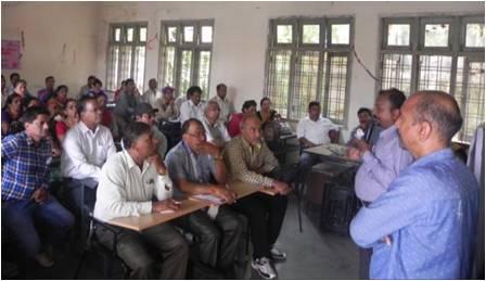 RWA workshop in Indore