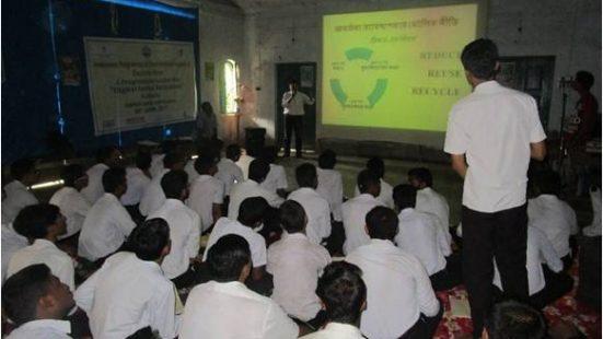 School Workshop in Kolkata