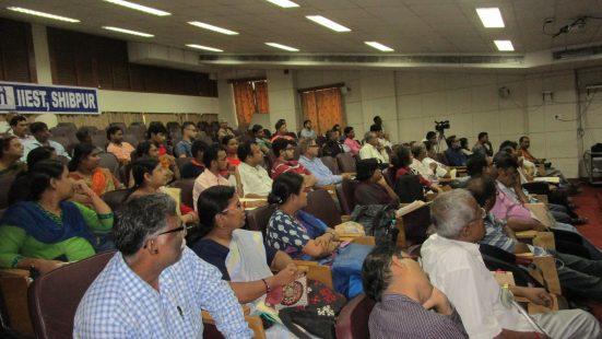 IIEST BE College Howrah Workshop in Kolkata
