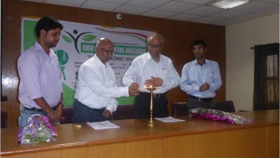 School workshop in Bihar