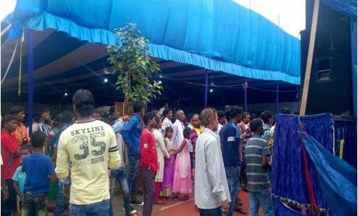 Jagannath Rath Mela Premises