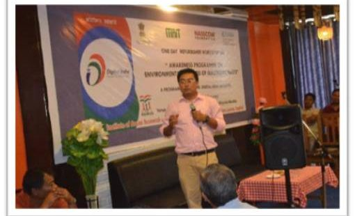 Workshops in Imphal