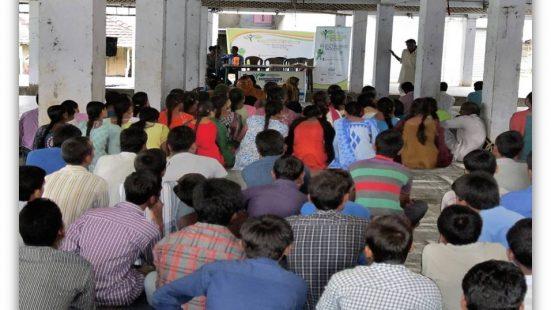 Informal sector workshop in Kolkata