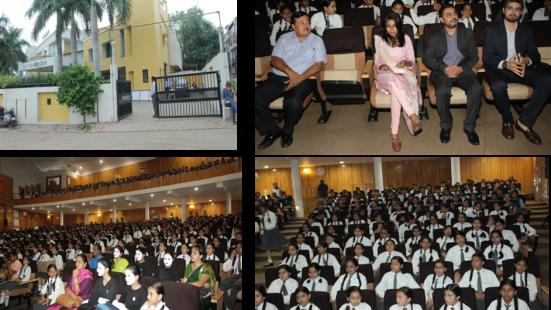 School Workshop in Indore