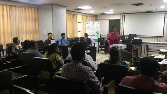 Day-2 of Informal Sector TOT in MeitY, New Delhi on 11th Sep, 2018