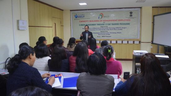 NIELIT Traning of Trainers in Gangtok