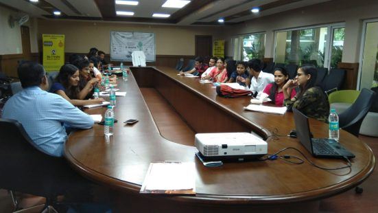 Day-4 of School & College TOT in Haryana on 14th Sep, 2018
