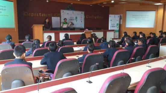 Day-1 of School & College in Himachal Pradesh on 31st Oct, 2018