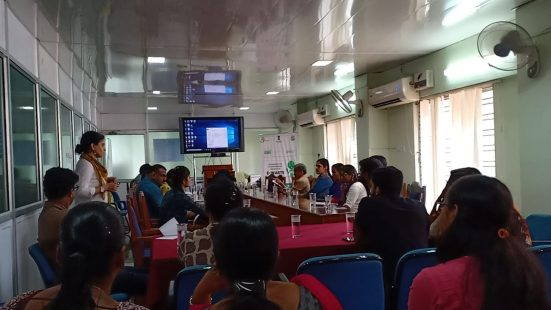 Day-6 of RWA & Bulk Consumer TOT in Kerala on 3rd Nov, 2018