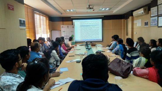 Day-4 of School & College TOT in Bengaluru ( Karnataka) on 15th Nov, 2018