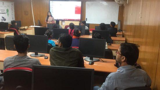 Day-3 of School & College TOT in Jaipur (Rajasthan) on 21st Nov, 2018