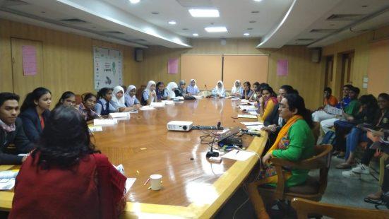Day-4 of School & College TOT in Hyderabad (Telengana) on 5th Dec, 2018