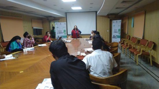 Day-5 of RWA & Bulk Consumer TOT in Hyderabad (Telengana) on 9th Dec, 2018