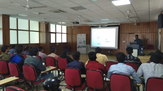 Day-1 of NGO & Informal Sector TOT in Tripura on 12th Dec, 2018