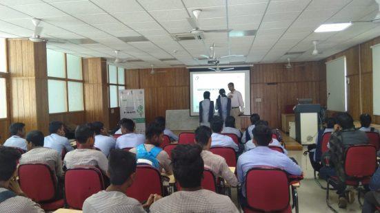 Day-2 of School & College in Tripura (Agartala) on 13th Dec,2018