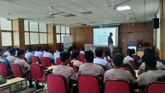 Training of Trainers- School & Colleges