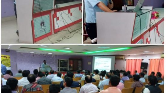 One day workshop on E-waste management